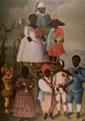 La Mascarade Nuptiale (1788) - José Conrado Roza (Musée du Nouveau Monde, La Rochelle).png