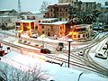 La Place sous la neige.JPG