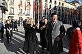 La alcaldesa entrega la Llave de Madrid al presidente chino en su visita al Ayuntamiento 02.jpg