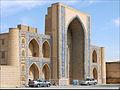 La médersa Ouloug Beg (Boukhara, Ouzbékistan) (5679929313).jpg