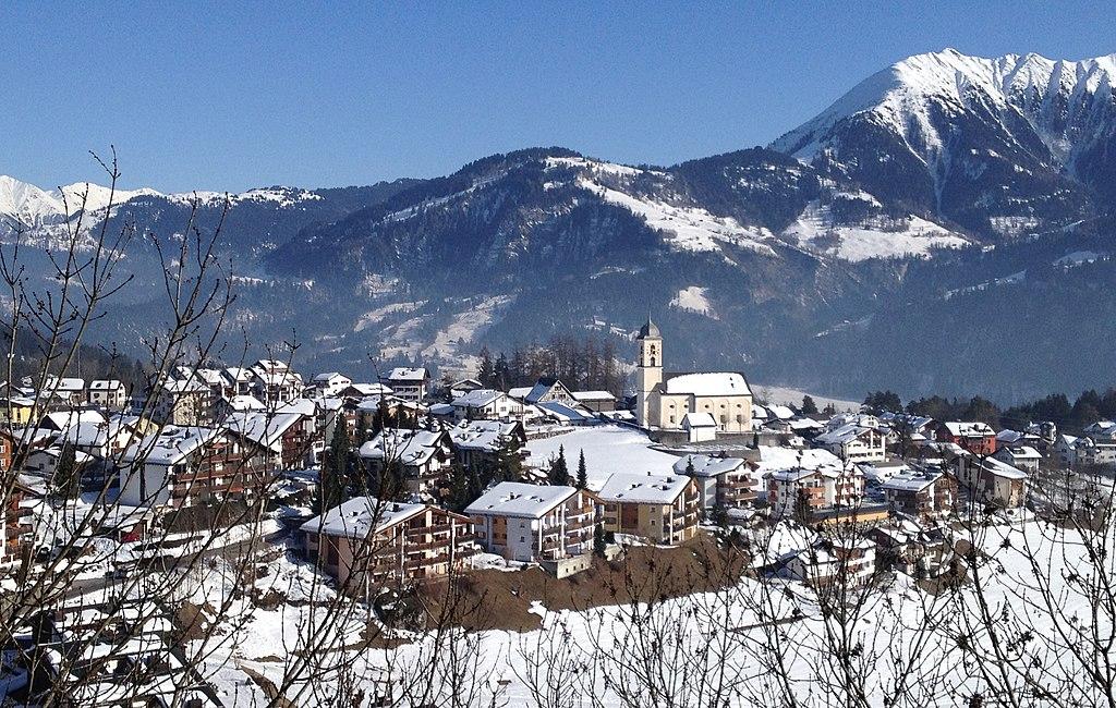 Лакс (Laax) - Горнолыжный курорт Флимс - Лакс - Фалера, Швейцария - как добраться. стоимость ски-пассов, карта подъемников и горнолыжных спусков