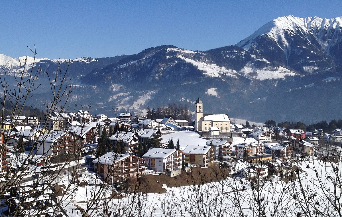 Laax Travel Guide At Wikivoyage