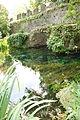 Lago di Ninfa e Ponte del Macello 1.JPG