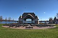 Lake Harriet Bandshell and benches 2016-03-28.jpg