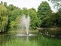 Lake fountain - geograph.org.uk - 1534667.jpg