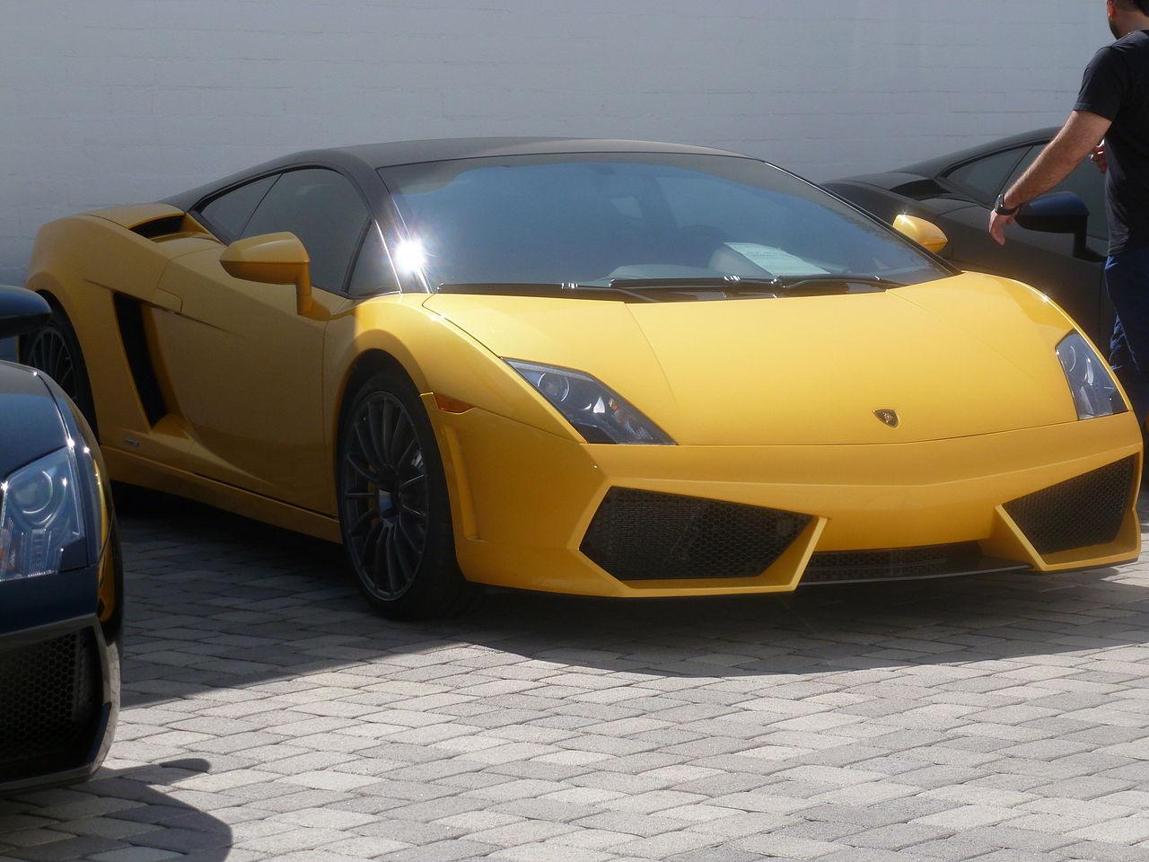 File Lamborghini Gallardo Bicolore Beverly Hills 2012 Jpg