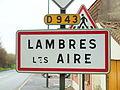 Lambres-lès-Aire-FR-62-panneau d'agglomération-2.jpg