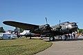 Lancaster FM213 at 2009 Oshkosh Air Show Flickr 3820571551.jpg