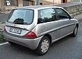 Lancia Y 1.2 Fire rear.JPG