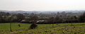Landscape south from St Thomas' Church, Upshire, Essex, England 02.jpg