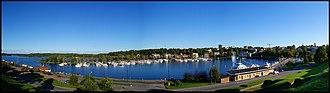 Lappeenranta - Lappeenranta harbour