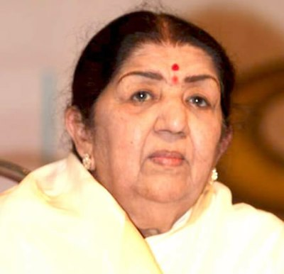 Picture of a band or musician: Lata Mangeshkar