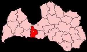 Jelgava District - Image: Latvia Jelgava