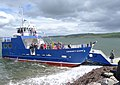 Launch day of the Cromarty Queen - geograph.org.uk - 2415504.jpg