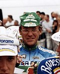 Laurent Fignon au Tour de France 1993.