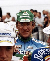 Laurent Fignon na Tour de France 1993
