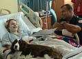 Le Bonheur Children's Hospital visit 141017-N-OT405-186.jpg