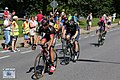 Leading group 2015 Vattenfall Cyclassics.jpg