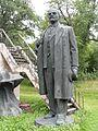 Lenin statue 6, Maarjamaë Palace, Tallinn. Estonia.jpg
