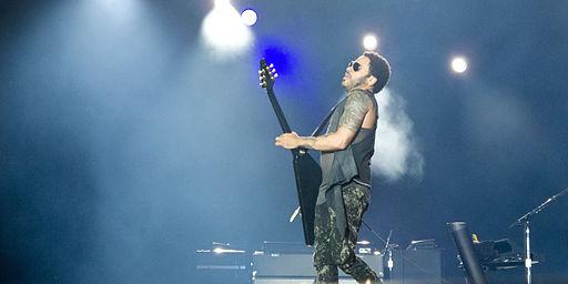 Lenny Kravitz - Rock in Rio Madrid 2012 - 37