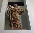 Liège, Grand Curtius. Jean Del Cour, Saint-Joseph et l'Enfant (tilleul, église St-Antoine, 1690).JPG