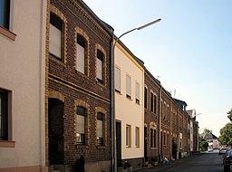Heidebroichstraße in Erftstadt