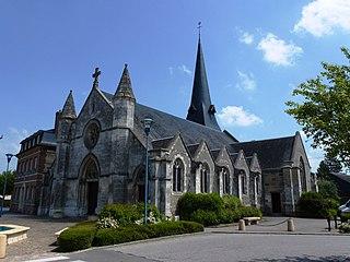 Lieurey Commune in Normandy, France