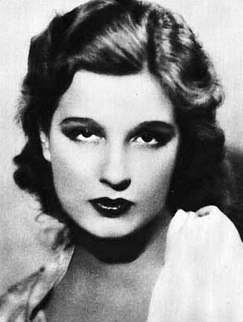 Lili Damita French-American actress