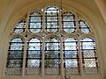 Linas (91), église Saint-Merry, chœur, verrière n° 107.jpg