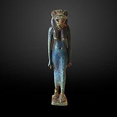 Lion goddess-E 22709