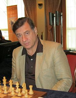 Ljubomir Ljubojević Serbian chess player