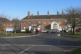 Llandough Hospital - Cardiff - geograph.org.uk - 1724023.jpg