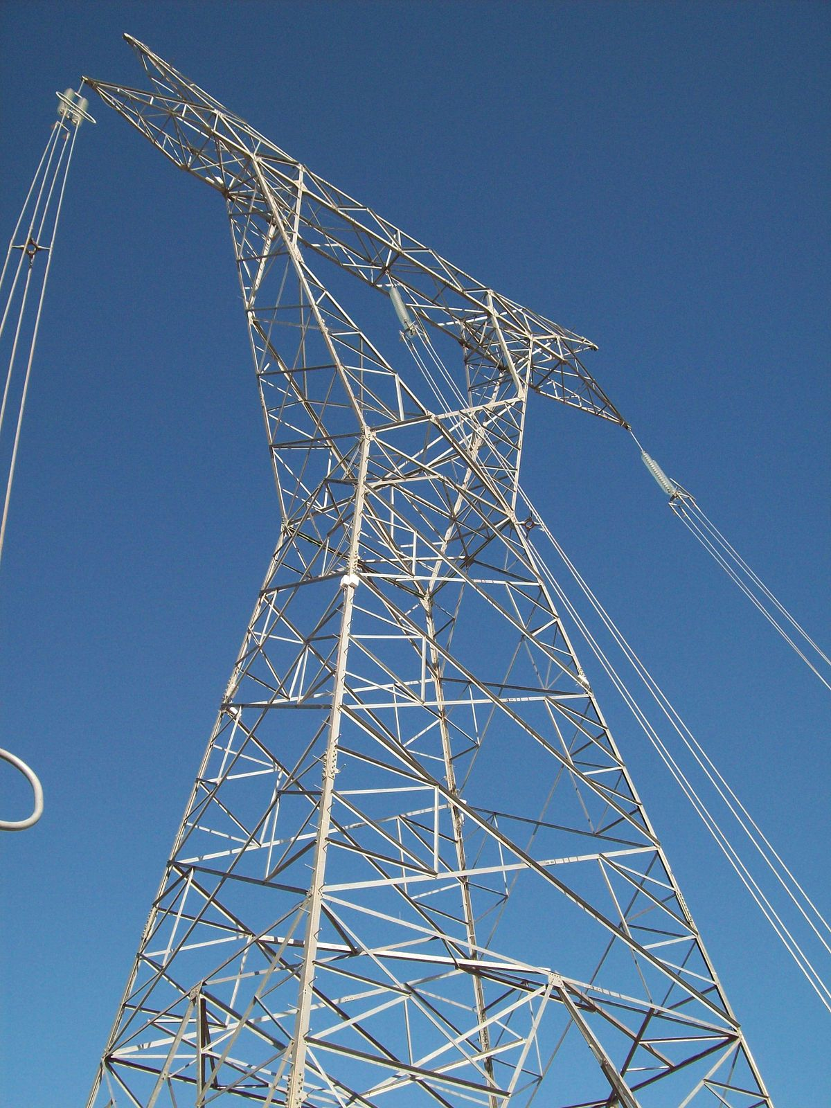 Torre eléctrica - Wikipedia, la enciclopedia libre