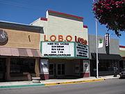 Lobo Theater, Albuquerque NM