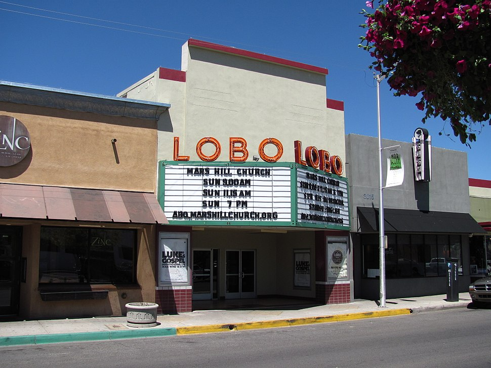 Lobo Theater, Albuquerque NM