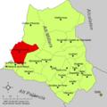 Localització de la Pobla d'Arenós respecte de l'Alt Millars.png