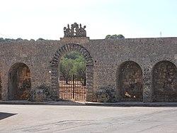 """Locanda presso il santuario """"Leuca Piccola"""" - Barbarano del Capo.JPG"""