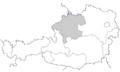 Location of Nebelberg (Austria, Oberoesterreich).png