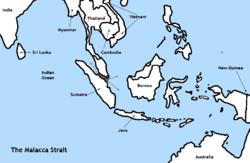 malakkastredet kart Malakkastredet – Wikipedia malakkastredet kart