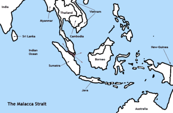 The Malacca Strait