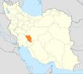 Locator map Iran Chaharmahal and Bakhtiari Province.png