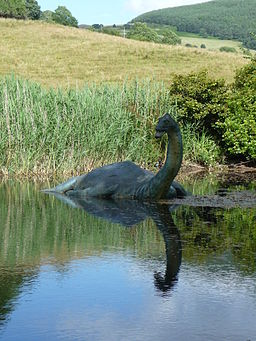 Loch Ness Monster 02