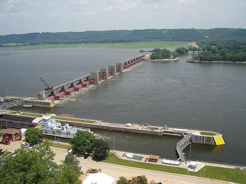 Lock and Dam 11