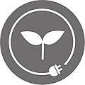 Logo Renewable Energy by Melanie Maecker-Tursun SingleIcon V2 plant grey.jpg