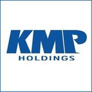 KMP Holdings - Image: Logo of KMP Holdings