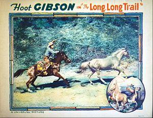 The Long Long Trail - lobby card