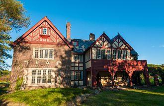 Macedonia, Ohio - Image: Longwood Manor