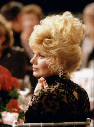 Loni Anderson - Anderson in 1985