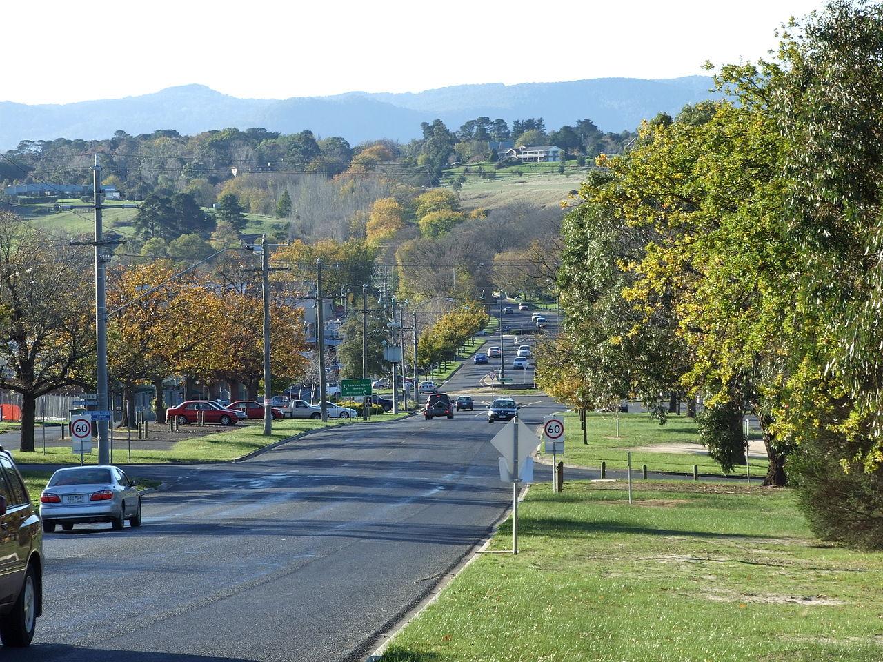 Gisborne main street