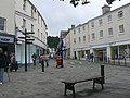 Looking up the High St away from the town centre - geograph.org.uk - 1464563.jpg